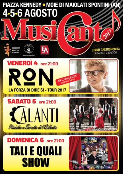 Coro Italiano polifonico corale Musicanto Ron