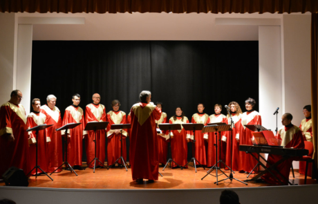 coro sponini italiano Gospel Choir
