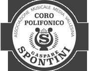 Coro Spontini – coro italiano polifonico voci bianche – italy Logo
