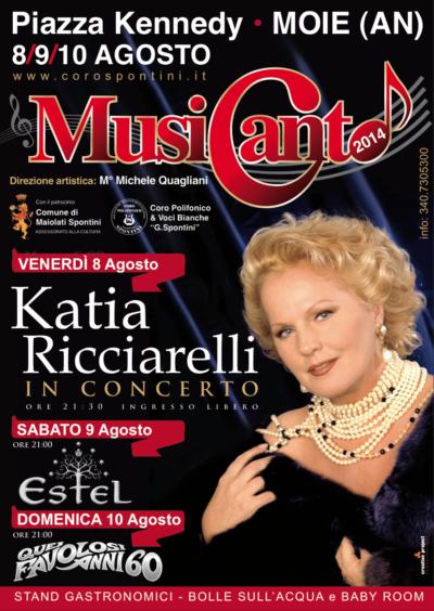 Coro Italiano Spontini corale Katia Ricciarelli